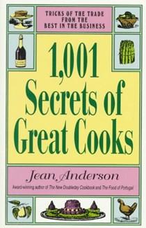 1001 Secrets of Great Cooks