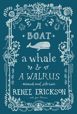 A Boat A Whale and A Walrus