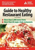 American Diabetes Association Guide to Healthy Restaurant Eating(3rd Edition)