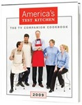 America's Test Kitchen: The 2009 TV Companion Cookbook