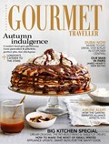 Australian Gourmet Traveller Magazine, April 2013