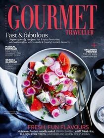 Australian Gourmet Traveller Magazine, February 2015