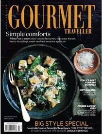 Australian Gourmet Traveller Magazine, July 2014: Big Style Special