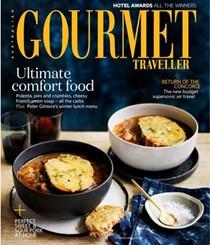 Australian Gourmet Traveller Magazine, June 2016