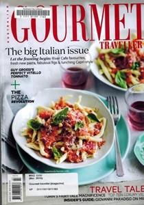Australian Gourmet Traveller Magazine, March 2015: The Big Italian Issue