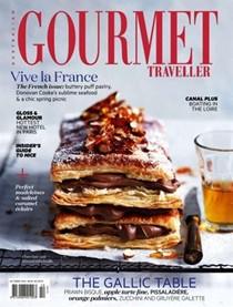 Australian Gourmet Traveller Magazine, October 2014: The French Issue