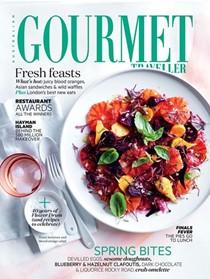 Australian Gourmet Traveller Magazine, September 2014