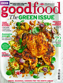 BBC Good Food Magazine, April 2016: The Green Issue
