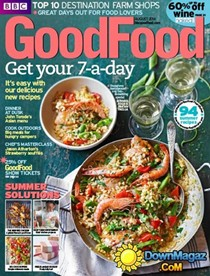BBC Good Food Magazine, August 2014