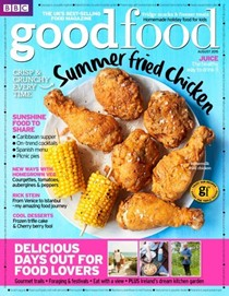 BBC Good Food Magazine, August 2015