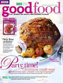 BBC Good Food Magazine, December 2014