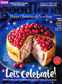 BBC Good Food Magazine, December 2015