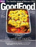 BBC Good Food Magazine, February 2013: The Healthy Issue