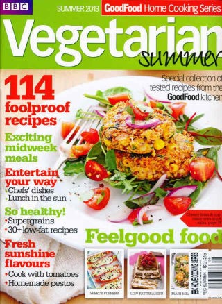 bbc good food magazine home cooking series vegetarian
