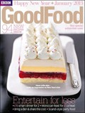 BBC Good Food Magazine, January 2013
