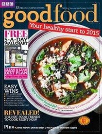 BBC Good Food Magazine, January 2015