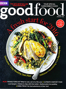 BBC Good Food Magazine, January 2016