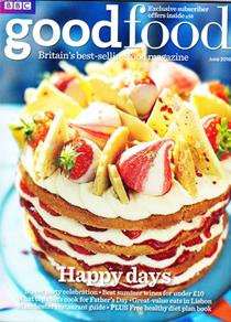 BBC Good Food Magazine, June 2016
