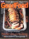 BBC Good Food Magazine, November 2013