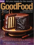 BBC Good Food Magazine, October 2013