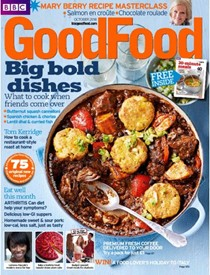 BBC Good Food Magazine, October 2014