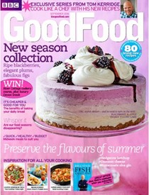 BBC Good Food Magazine, September 2014