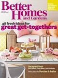 Better Homes and Gardens Magazine, June 2013