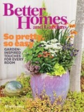 Better Homes and Gardens Magazine, March 2014