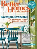 Better Homes and Gardens Magazine, May 2014: The Innovation Issue
