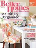 Better Homes and Gardens Magazine, January 2015