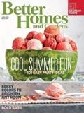 Better Homes and Gardens Magazine, June 2015