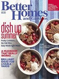 Better Homes and Gardens Magazine, July  2015