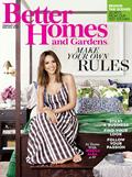 Better Homes and Gardens Magazine, February 2016