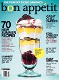 Bon Appétit Magazine, August 2010
