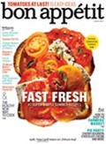 Bon Apptit Magazine, August 2012