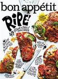 Bon Appétit Magazine, August 2015