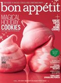 Bon Apptit Magazine, December 2011