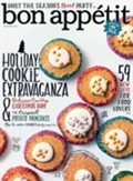 Bon Apptit Magazine, December 2012