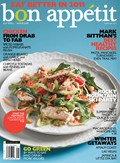 Bon Appétit Magazine, January 2011