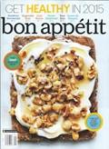 Bon Appétit Magazine, January 2015