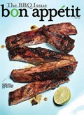 Bon Appétit Magazine, July 2009: The BBQ Issue