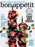 Bon Appétit Magazine, July 2013: The Grilling Issue