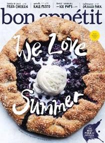 Bon Appétit Magazine, July 2015