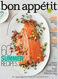 Bon Apptit Magazine, June 2012