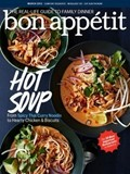 Bon Appétit Magazine, March 2013