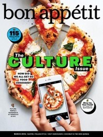 Bon Appétit Magazine, March 2016: The Culture Issue