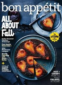 Bon Appétit Magazine, October 2015: The Entertaining Issue