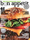 Bon Appétit Magazine, September 2010: The Restaurant Issue