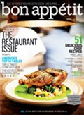 Bon Appétit Magazine, September 2011: The Restaurant Issue