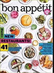 Bon Appétit Magazine, September 2015: The Restaurant Issue